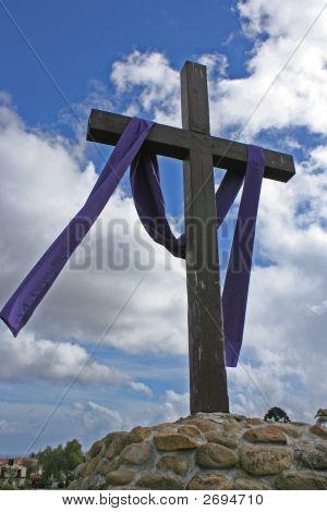 Santa Barbara Mission Cross