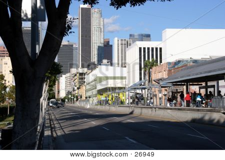 LA Down Town