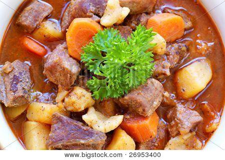 Hungarian goulash