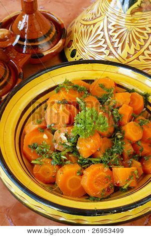Moroccan carrot