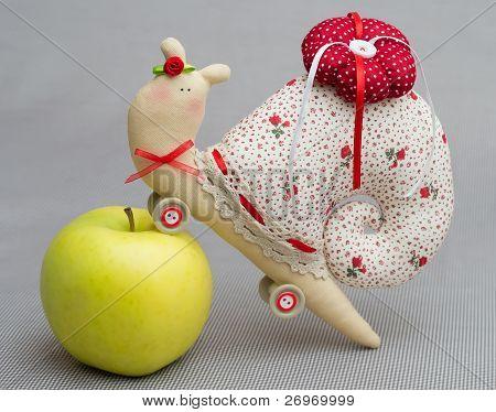 tilde handmade toy