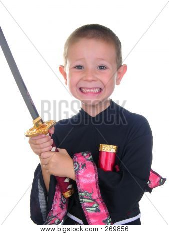 Young Samurai Two