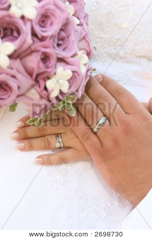 Rings And Flowers