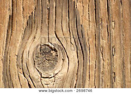 Worn Wood Background