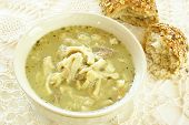 picture of tripe  - Polish tripe soup  - JPG