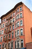 Old buildings (Lower East Side, New York)
