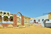 picture of nubian  - Nubian village - JPG
