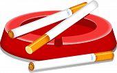 Cigarettes poster