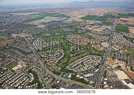 Ocotillo Community And Golf