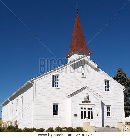 Eisenhower Chapel Aurora Co