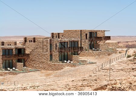 Desert Luxury Resort Hotel Israel