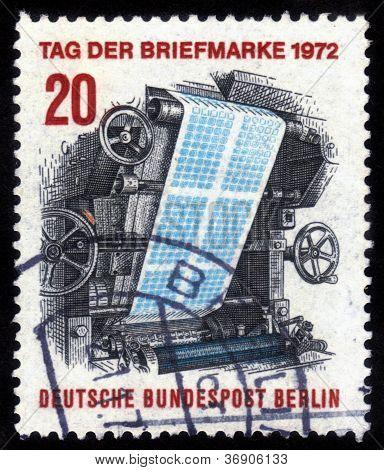 Image Printing Press