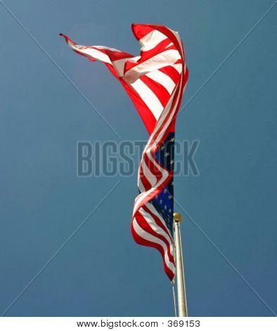 Flag Dance