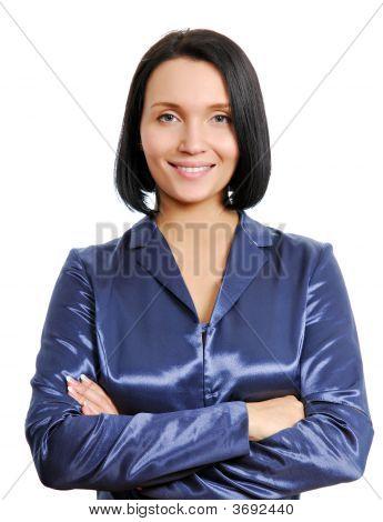 Successful Beautiful Woman