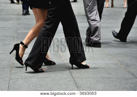 Corporate Legs