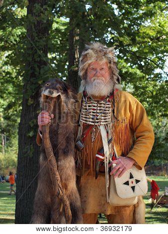 Early American Settler