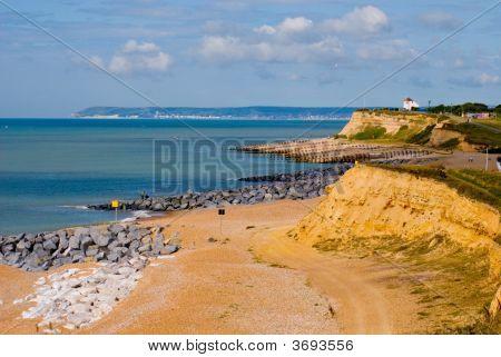 Glynde Gap To Eastbourne