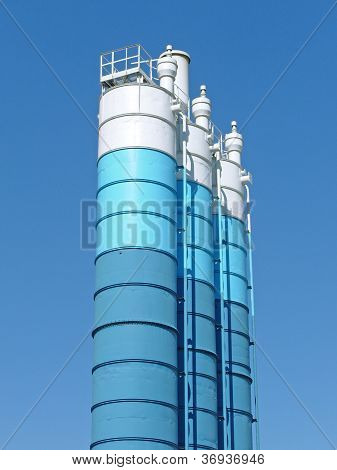 Gas Depository