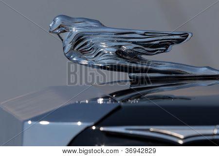 1941 Cadillac Fleetwood Sixty Special Hood Ornament