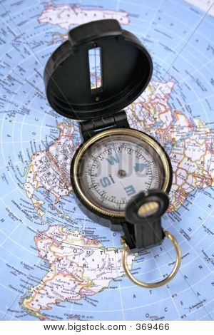 Compass & Map 447