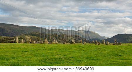 Castlerigg Stone Circle Near Keswick