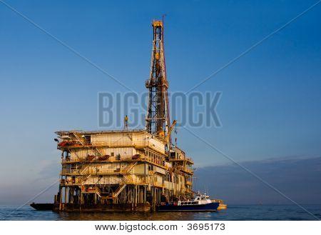Galveston Bay Rig