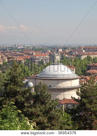 Gran Madre church, Turin