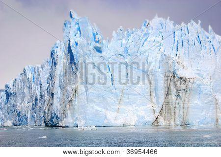 The Perito Moreno Glacier