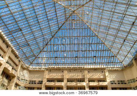 Atrium-Dach