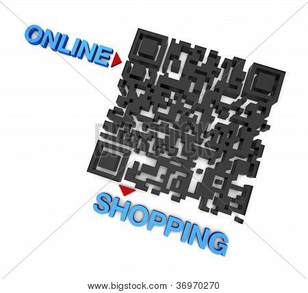 QRcode Online Shopping