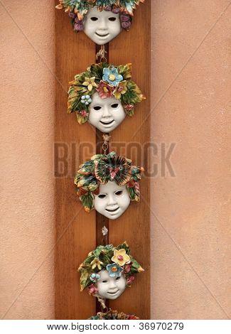 Deco Faces