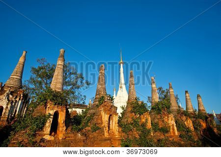 Inn Thein Paya in Myanmar