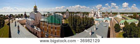 Rostov Kremlin and the Church of St. John