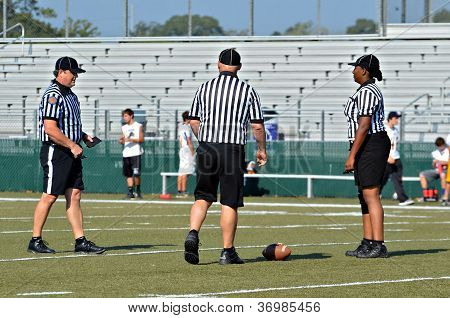 Football Referees