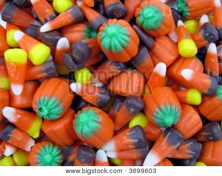 Halloween Candy Corn Mix