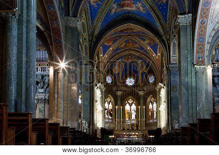 Church Santa Maria sopra Minerva
