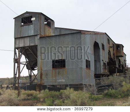 Historic Coal Mine