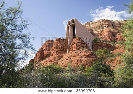 Holy Cross Chapel Of Sedona