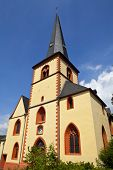 Kirche St Martin In Linz, Germany