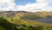 Derwent Water From Viewpoint