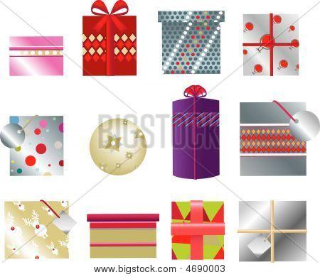 Christmas Presents 2D