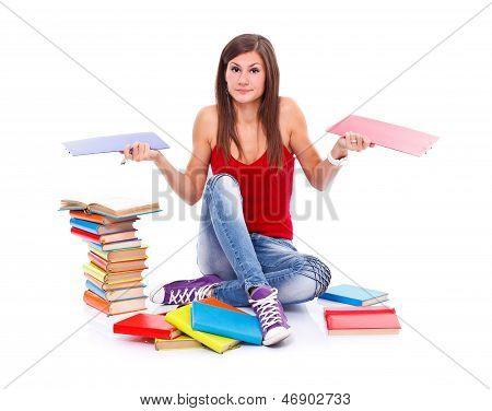 Pondering Student