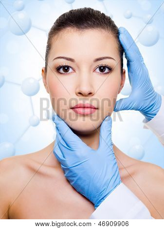 Beauty Treatment Of Skin