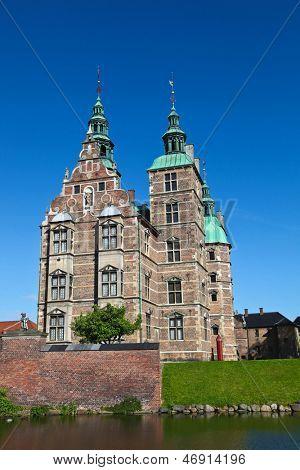 Rosenborg Castle, Copenhagen, Denmark