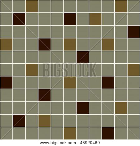 Ceramic Tile Seamless Pattern