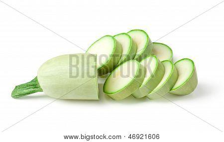 Light Green Turkish Zucchini's