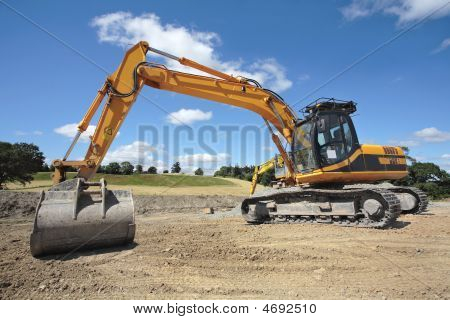 Industrial Earthmover