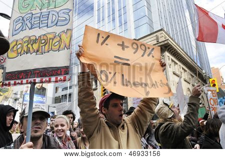 Occupy movement .