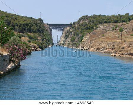 Corinthia Canal