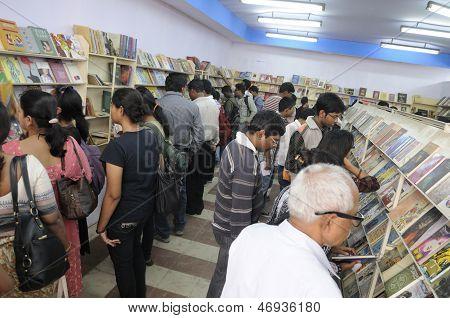 Kolkata Book Fair.